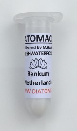 2ml diatom sample Renkum